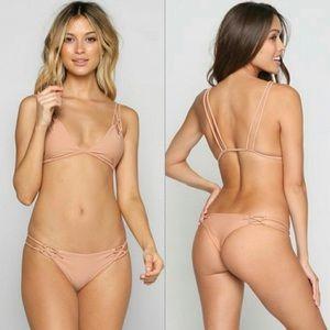 NWOT Topless ACACIA Molokini Bikini Bottoms